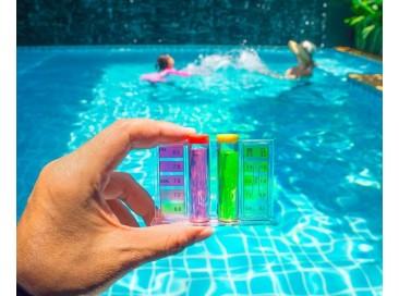 Yüzme Havuzu suyunda test nasıl yapılır?