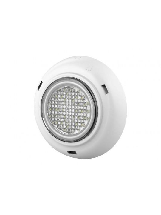 """36 LED'li (2835) RGB Merkezi Entegreli - 4 W - """"MİNİ-SlimLED"""" Havuz Sualtı Aydınlatma Lambası. Kovansız, RGB Renkli"""